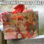 Huge Christmas Bags