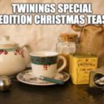 Twinings Christmas Tea Under $5