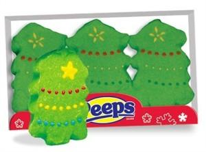 christmas marshmallow peeps