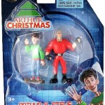Arthur Christmas Mini Figure