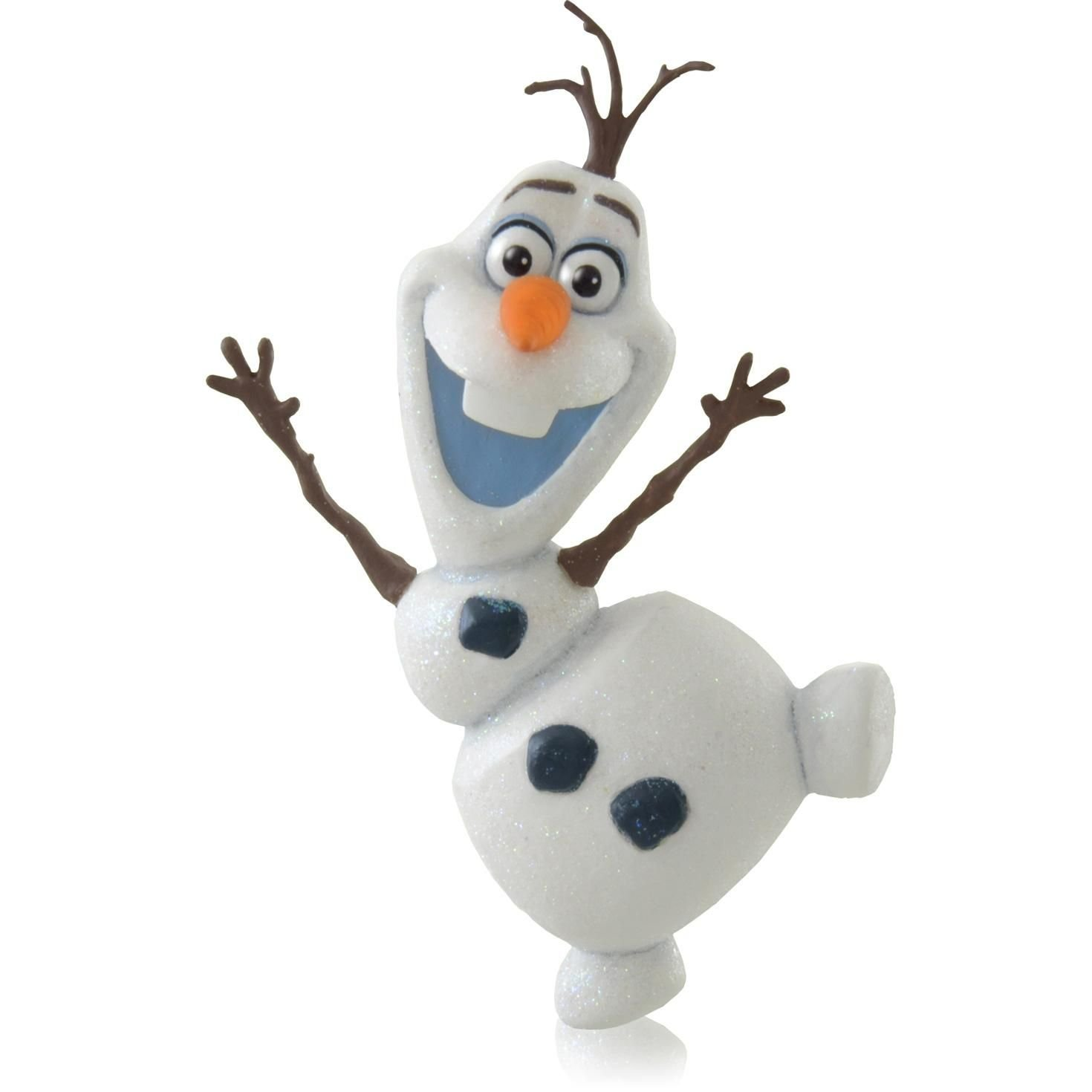olaf hallmark keepsake ornament