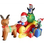 Outdoor Christmas Decorations – Reindeer