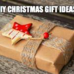 3 DIY Christmas Gift Ideas