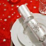 Festive Christmas Paper Dinnerware